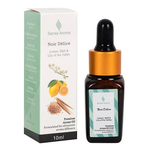 Noir Delice fragrance oils - 10ml