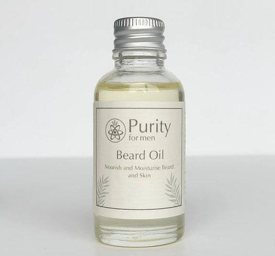 Purity Beard Oil 30ml