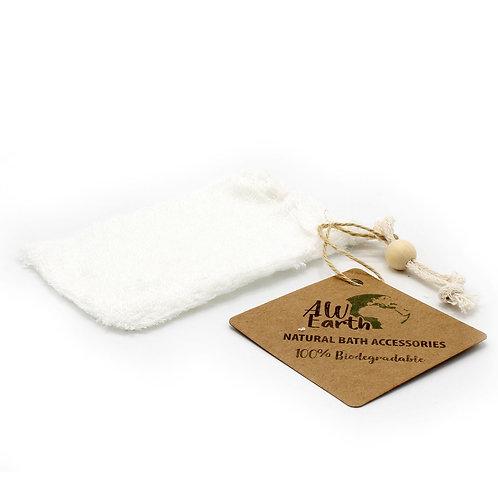 Natural Soap Bag - Bamboo