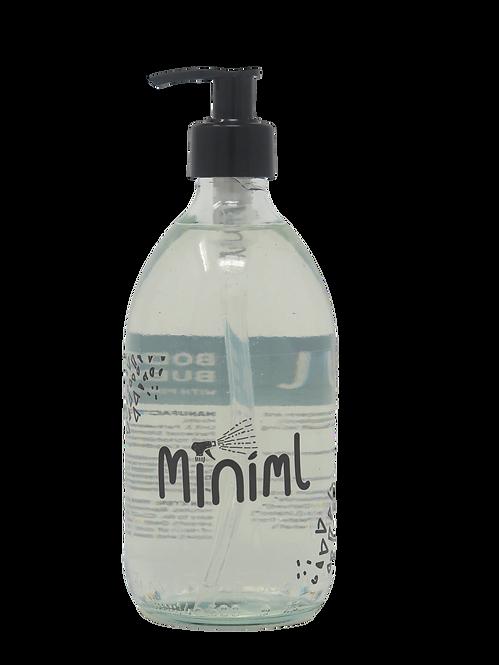 Miniml Bodywash + Bubble Bath -  500ML