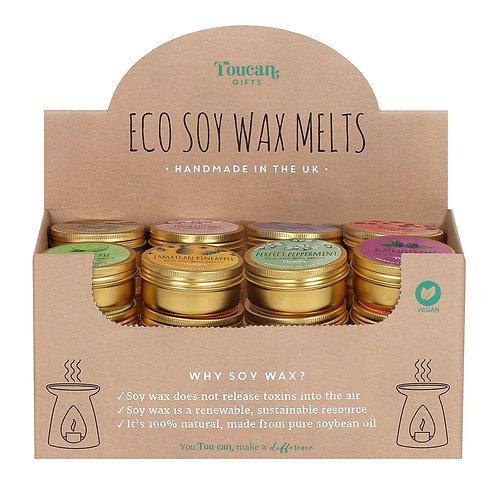 Toucan gifts Eco Soy Wax Melts