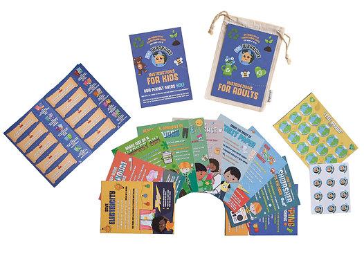 Eco Warrior cards