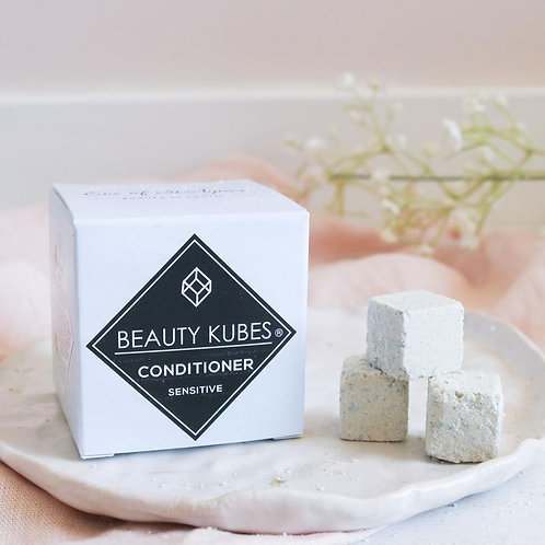 Beauty Kubes Hair Conditioning for Sensitive Skin