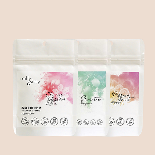 MILLY&SISSY - Shower CrèmeRefill