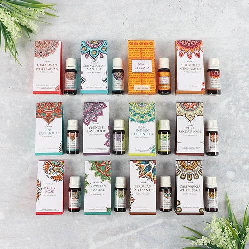 Goloka Fragrance Oils - 10ml