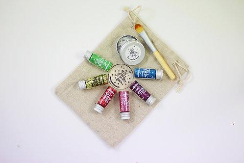 Eco Glitter Fun - Bioglitter® Sparkle 6 Set