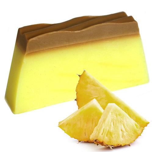 Artisan Tropical Soap Bar - Pineapple