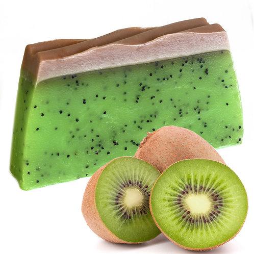 Artisan Tropical Soap Bar - Kiwi fruit