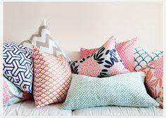 coussins- housse objet décoratif