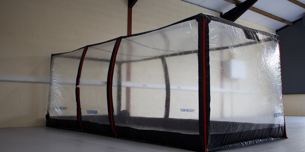 One of our air chambers