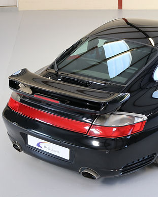 Porsche car storage