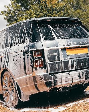 Car storage car wash