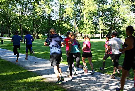 Forebygging av løpeskader