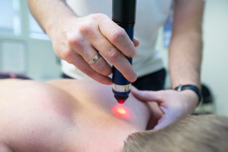 Behandling med laser