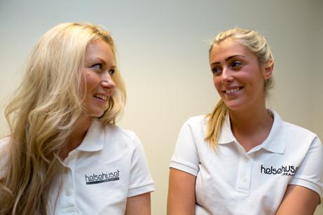 Intervju med vår ernæringsrådgiver - Tverrfaglighet i fokus på Helsehuset Greaaker