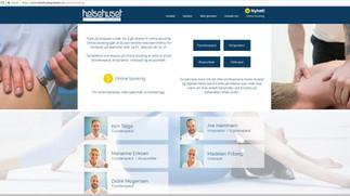 Online booking på Helsehuset Greaaker!