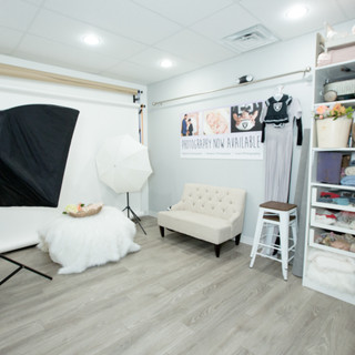 Our Photography Studio.