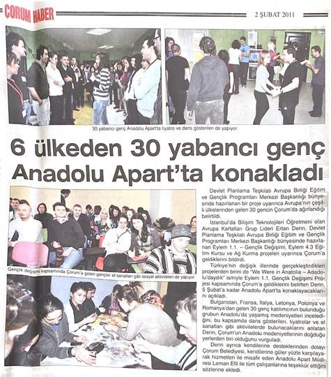 2011.02.02 Çorum Haber Gazetesi.jpg