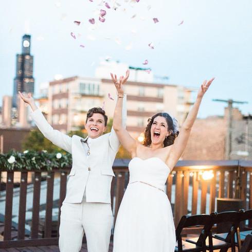 Zachera Wollenberg Photography Chciago Wedding