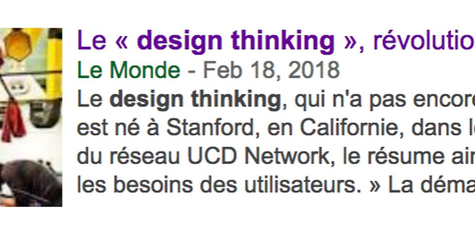 Le Design Thinking, révolution créative