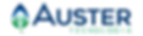 Logo Auster Tecnologia, horizontal, colo