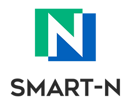 Logo Smart-N, vertical, colorido 1 - sit