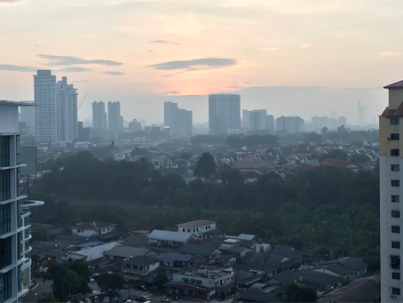 Intensieve training stadstransformatie en urban ministries in Kuala Lumpur