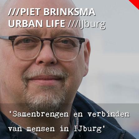 Urban Life_portrait tegels norbert actie