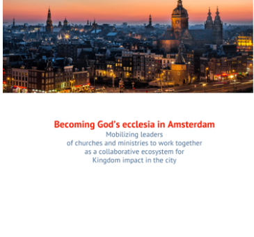 Becoming God's ecclesia in Amsterdam