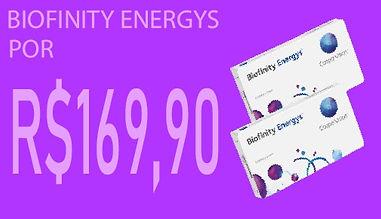 Imagem Biofinity Energys por R$169,90