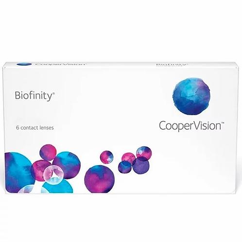 Biofinity Grau Positivo