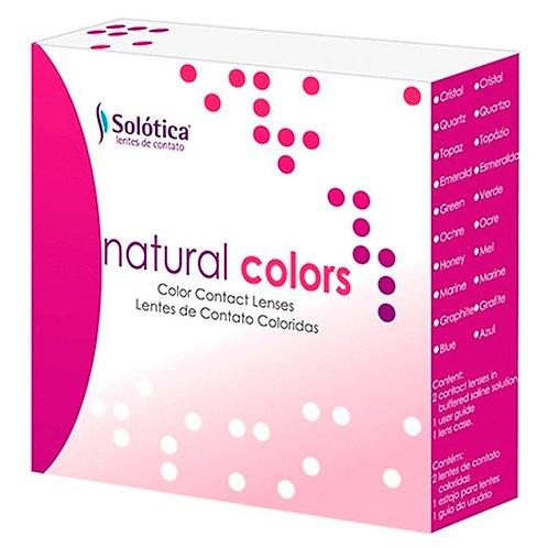 Natural Colors cor Mel - Sem Grau - Anual