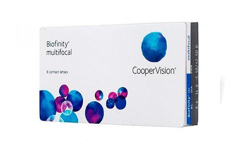 Biofinity Multifocal Grau Negativo