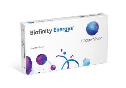 Biofinity Energys Grau Positivo