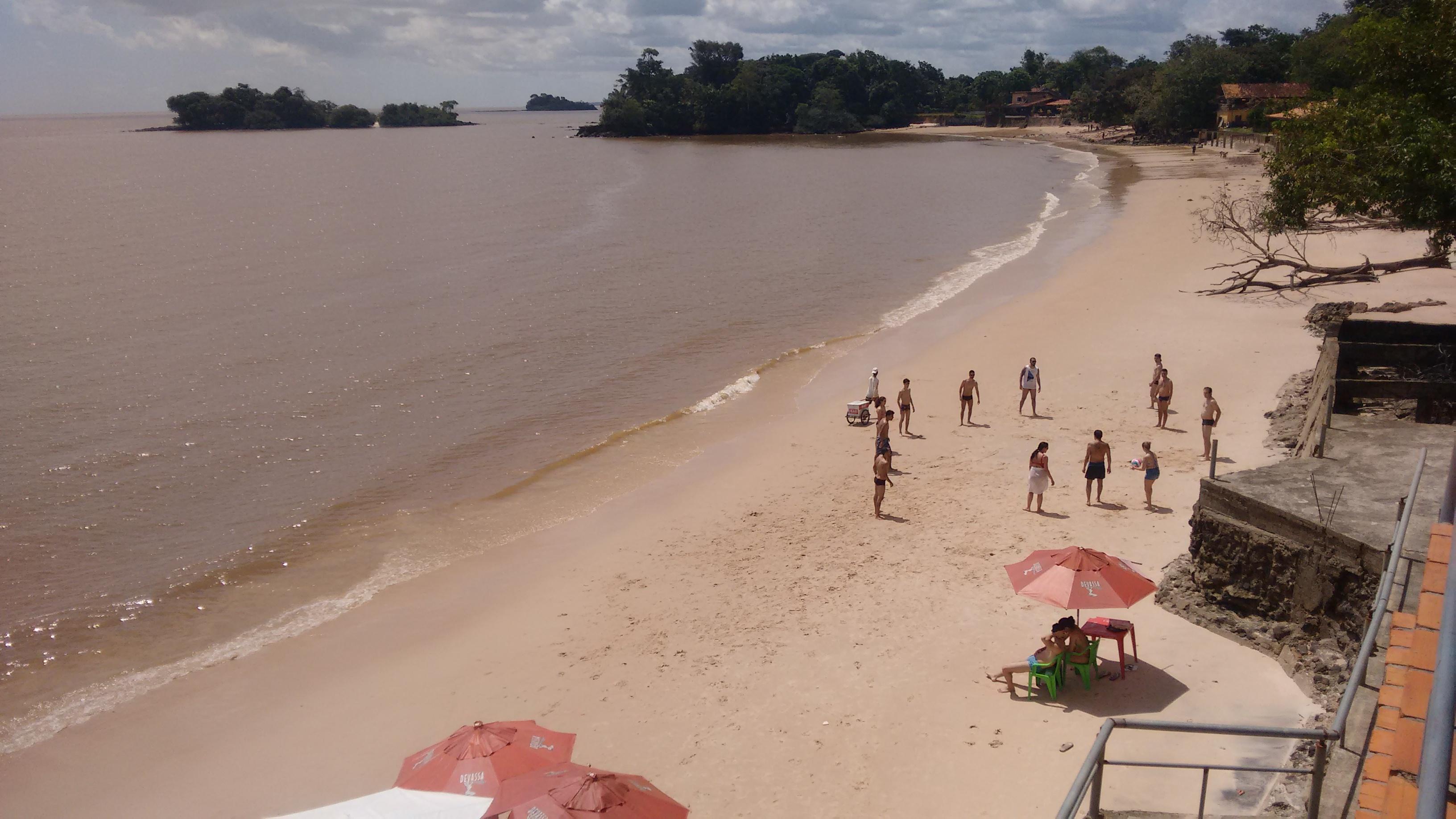 Praias amazônicas