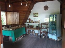Chocolate a venda na ilha de Combú