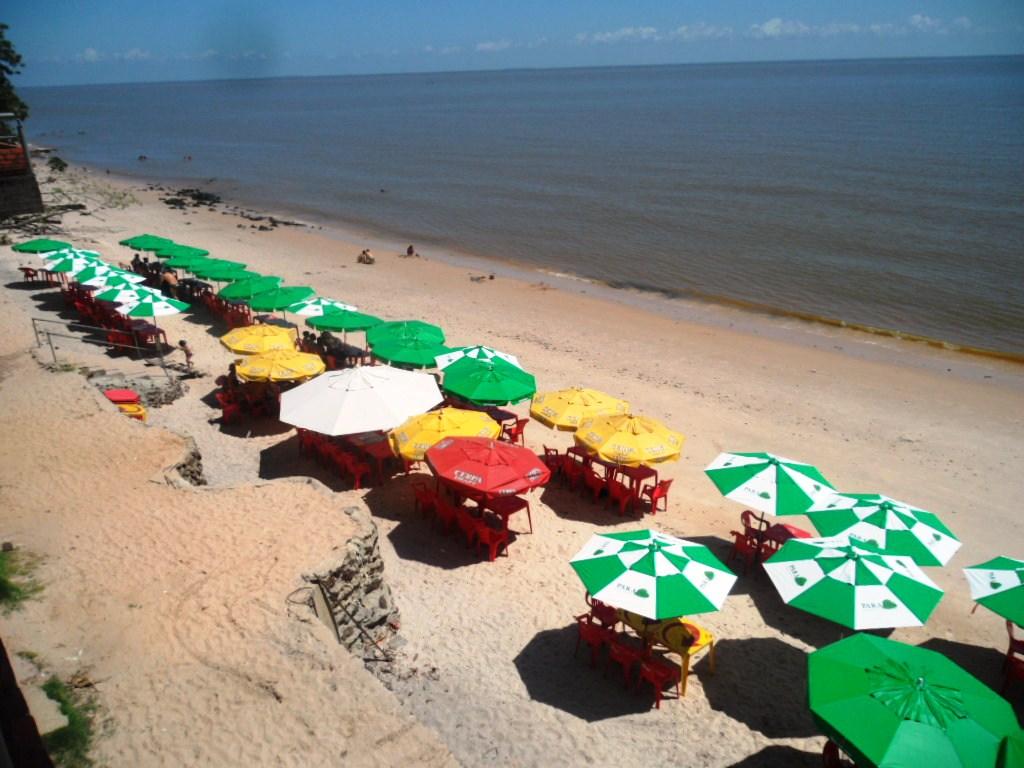 Praia do Paraído
