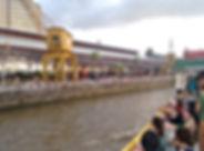 Passeio fluvial