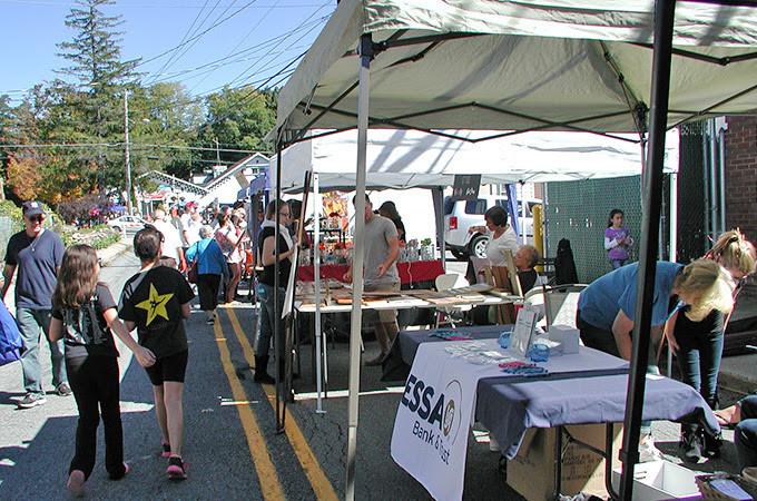Harvest Fest - Fairview Avenue