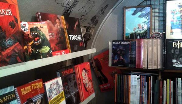 Librairie Expérience - Grabuge Mag