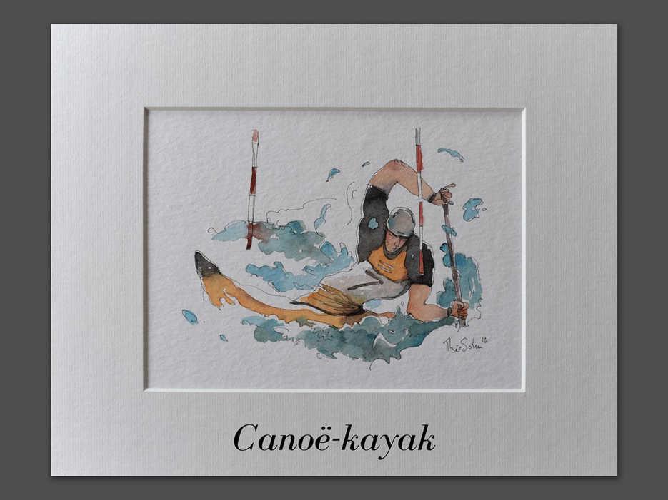 JO - Canoë-Kayak