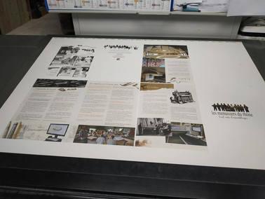 Chez l'imprimeur
