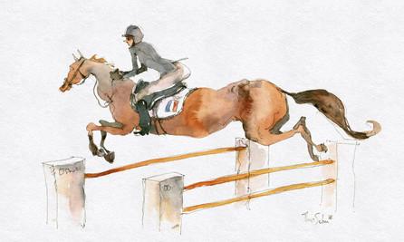 JO - Equitation