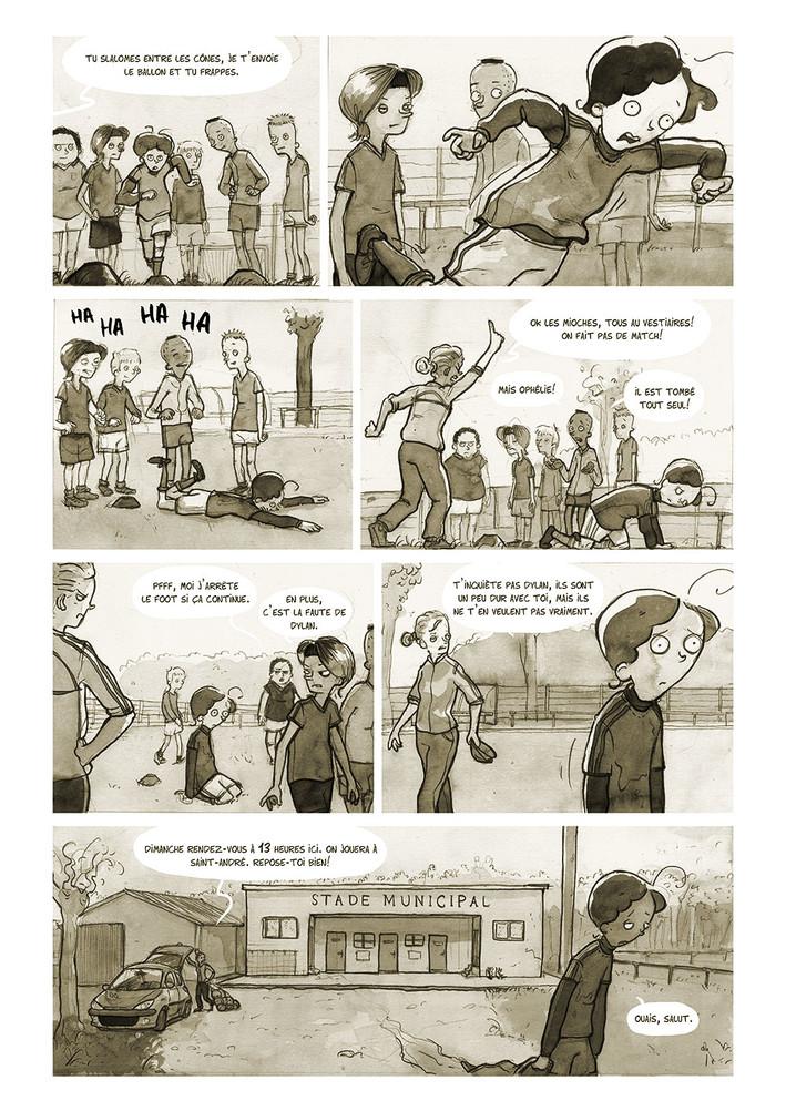 BD foot jeunesse