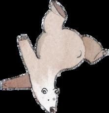Oto dessin ours blanc theoschu