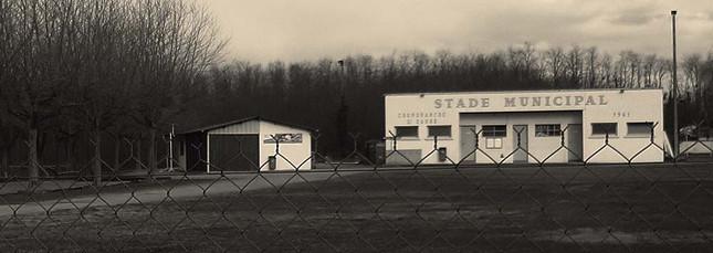 Stade Foot Cormoranche-sur-Saône