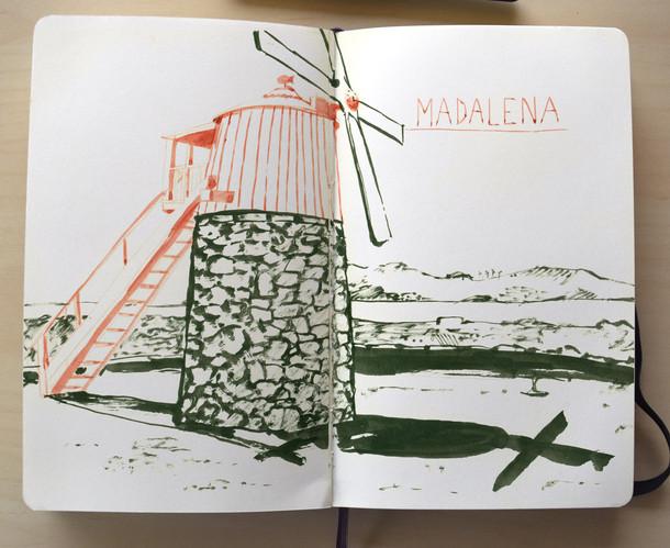 Madalena -