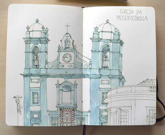Igreja - Açores