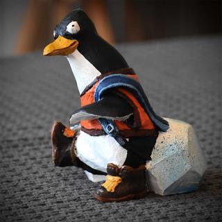 Sculpture - Pingouin