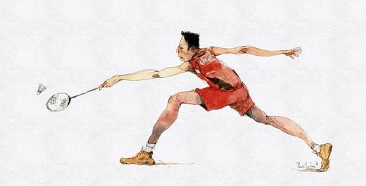 JO - Badminton